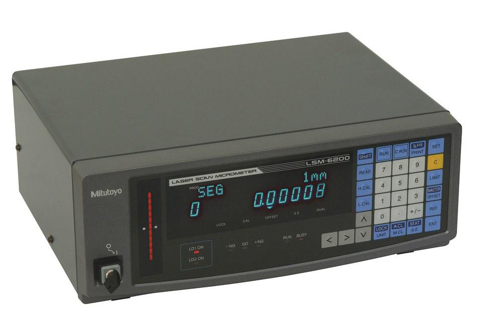 Davači pomeraja, laserski mikrometri, brojači / Sensor Systems - brojač