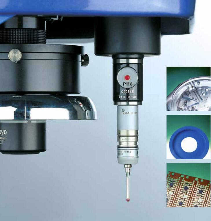 Optički merni sistemi / Vision Measuring Systems - merna sonda